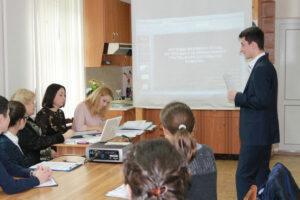 В ЭБЦ проведена Всероссийская олимпиада школьников по экологии