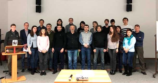 Сотрудники ИЭГТ РАН приняли участие в семинаре по противодействию нелегальным рубкам