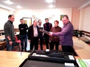 Сотрудники Института освоили резистограф