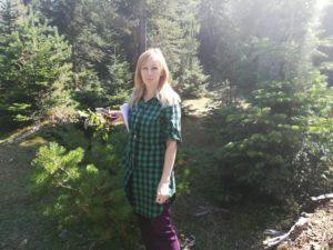 Продолжаются исследования хвойных лесов Центрального и Западного Кавказа