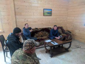 Встреча ученых ИЭГТ и региональных экспертов в Дагестане