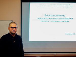 В День российской науки за круглым столом