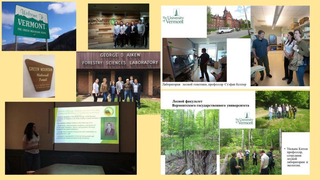 5 июня состоялся расширенный Ученый совет ИЭГТ РАН, посвященный Всемирному дню окружающей среды (установлен ООН в 1972 году).