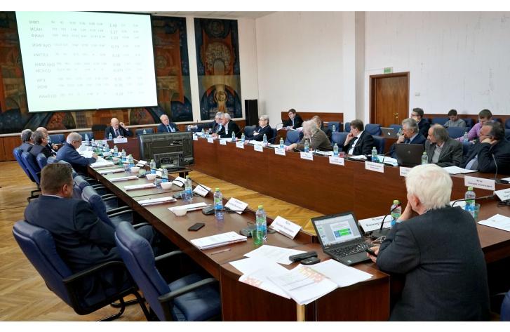 На заседании Комиссии по оценке результативности деятельности научных организаций, подведомственных ФАНО России, рассмотрели второй пакет апелляций