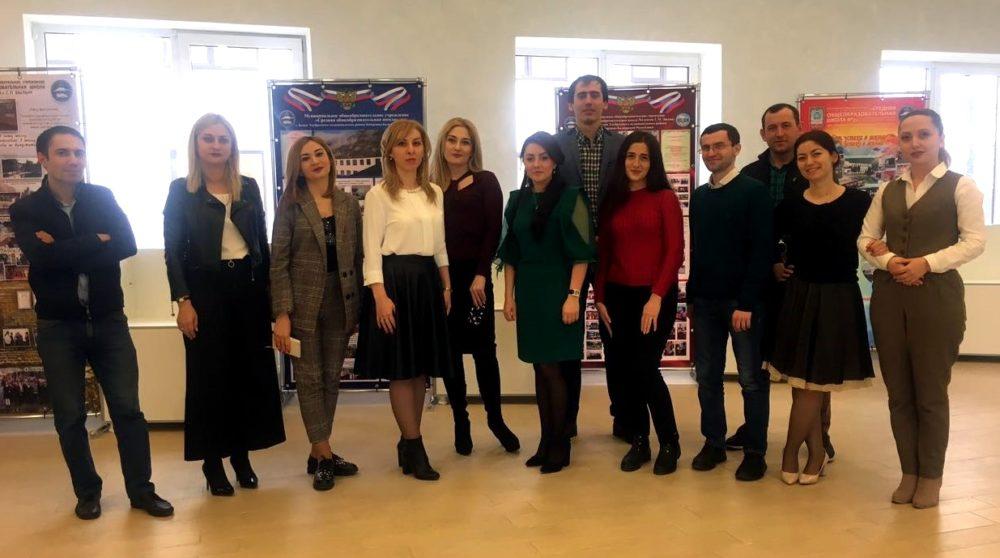 Заседание совета молодых ученых КБР