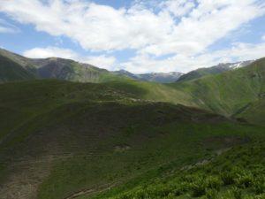 Исследования в Тляратинском заказнике (Республика Дагестан)